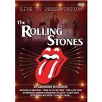 Dvd The Rolling Stones Live Tv Presentation