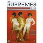 Dvd The Supremes - ao Vivo