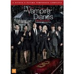 DVD - The Vampire Diaries: a 8ª Temporada