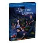 DVD The Vampire Diaries - Terceira Temporada (5 DVDs)