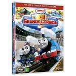 DVD - Thomas e Seus Amigos: a Grande Corrida