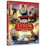 DVD - Thomas e Seus Amigos: a Lenda do Tesouro Perdido