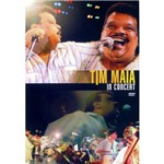 Dvd - Tim Maia In Concert