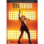 DVD Tina Turner Live In Concert: Private Dancer Tour 1985