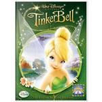 DVD TinkerBell: uma Aventura no Mundo das Fadas