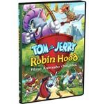 DVD Tom e Jerry, Robin Hood e Seu Rato Alegre (Filme Original)