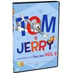 DVD Tom e Jerry - Versões de Chuck Jones Vol.2