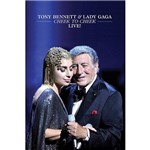 DVD - Tony Bennett & Lady Gaga - Cheek To Cheek Live!