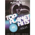 Dvd Top Planet Hits Vol. 1