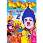 Dvd Topetão - Circo de Brincar Volume 2