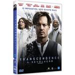 DVD - Transcendence: a Revolução