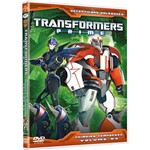DVD - Transformers Prime - 1ª Temporada - Volume 3
