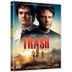 DVD - Trash - a Esperança Vem do Lixo