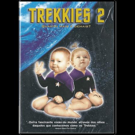 DVD Trekkies 2