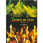 Dvd Tribo de Jah ao Vivo 15 Anos