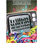 Dvd Trilhas Sonoras de Novelas Internacionais