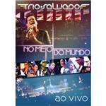 DVD Trio Salvador no Meio do Mundo