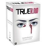 DVD True Blod - Temporadas 1 a 5 (25 DVDs)