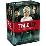 DVD - True Blood: Temporadas: a Série Completa 1-7 (33 Discos)