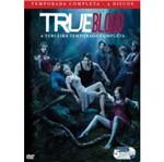 DVD True Blood - Terceira Temporada (5 DVDs)