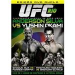 DVD UFC Rio - Silva X Okami (Duplo)