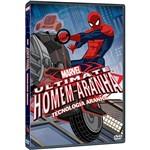 DVD Ultimate Homem-Aranha: Tecnologia Aranha