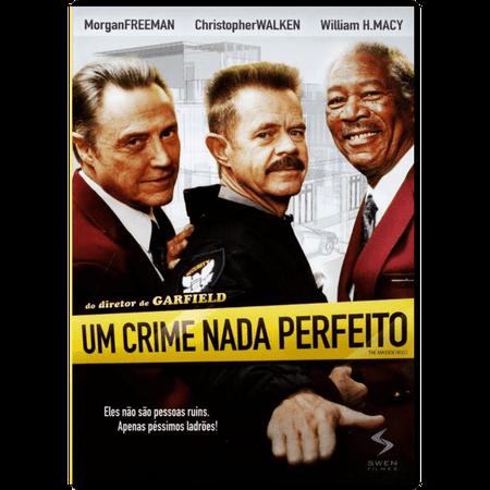 DVD um Crime Nada Perfeito