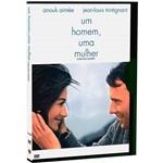 DVD - um Homem, uma Mulher