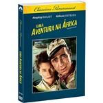 DVD - uma Aventura na África - Clássicos Paramount