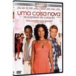 DVD uma Coisa Nova: as Surpresas do Coração