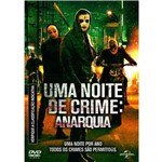 DVD - uma Noite de Crime - Anarquia