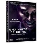 DVD - uma Noite de Crime - Tente Sobreviver
