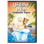 DVD Ursinho Polar Lars e o Pequeno Tigre
