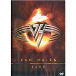 Dvd Van Halen - Live