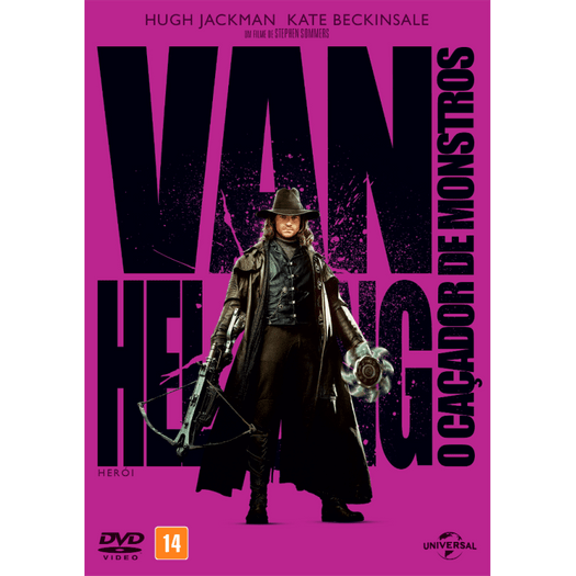 DVD Van Helsing - o Caçador de Monstros