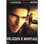 DVD Velozes e Mortais