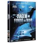 DVD Viagem ao Fundo do Mar