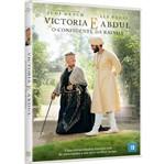 DVD Victoria e Abdul - o Confidente da Rainha
