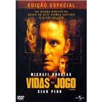 DVD Vidas em Jogo