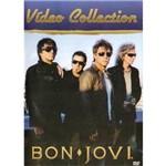 Dvd Vídeo Collection - Bon Jovi