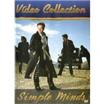 Dvd Vídeo Collection - Simple Minds