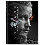 DVD - Vikings: a 2ª Temporada Completa (3 Discos)
