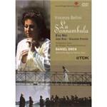 DVD Vincenzo Bellini - La Sonnambula (Importado)