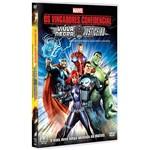DVD - Vingadores Confidencial: Viúva Negra e Justiceiro