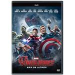 DVD Vingadores: Era de Ultron