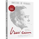 DVD - Vinicius de Moraes - Edição Definitiva (2 Discos)