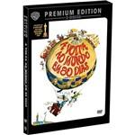 DVD - Volta ao Mundo em 80 Dias : Parte 1 e 2 - 2 Discos