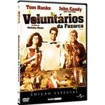 DVD Voluntários da Fuzarca