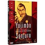 DVD - Yojimbo & Sanjuro - Edição Definitiva (2 Discos)