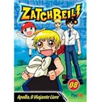 DVD Zatchbell: Apollo X, o Viajante L - Volume 8